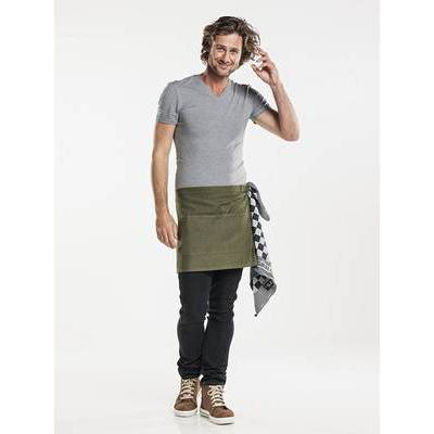 Chaud Devant Sloof Base Denim Green W80 - L40 (CHA483)