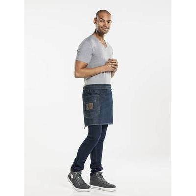 Chaud Devant Sloof Backpocket Blue Denim (CHA488)