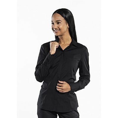 Chaud Devant Shirt Women Black UFX (CHA607)