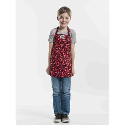 Chaud Devant Kids Schort Chili Pepper (CHA554)